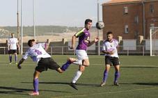 Dos goles de Sierra dan la victoria al Becerril ante el Palencia 1929