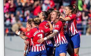 El Atlético destrona al Barcelona y se mete en la final