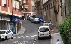 Fallece una mujer de 98 años al ser atropellada en la calle Antonio Machado