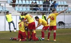 CIA Palencia 1 - 0 Rayo Vallecano