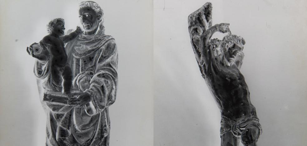 El archivo del conserje acaba en el Museo de Escultura de Valladolid