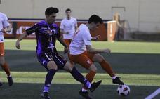 Goles salmantinos le dan la victoria al Zamora CF ante la UD Santa Marta (0-2)