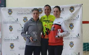 Emma Pérez y Javier Pérez se alzan con la victoria en el duatlón de Alba de Tormes