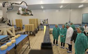 23 proyectos en agroalimentación en Palencia han generado 870 empleos
