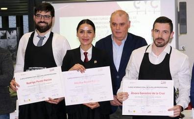 Mónica Rosón, II Premio Pascual Herrera al Mejor Sumiller