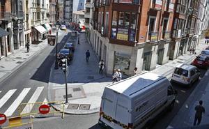 La Bajada de la Libertad de Valladolid se cortará al tráfico entre el martes y el viernes