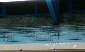 Ganemos denuncia la «falta total de mantenimiento» en las piscinas de Garrido