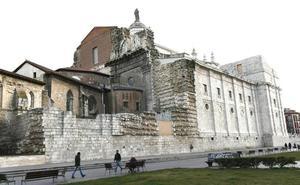 La Diócesis plantea un nuevo ascensor en la catedral de Valladolid para acceder a la futura biblioteca