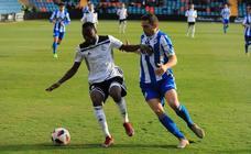 Salamanca CF (0)- Deportivo Fabril (0) (1/2)