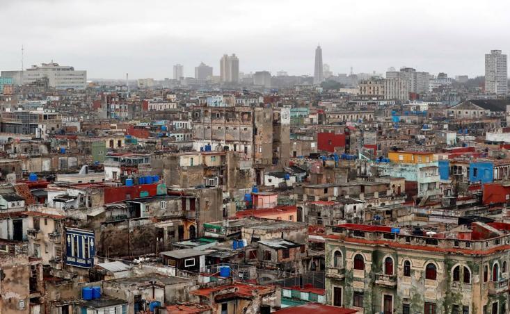 Vida diaria en La Habana