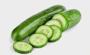 El pepino, refrescante, sabroso y nutritivo