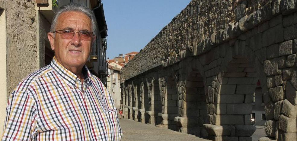 Fallece a los 78 años el presidente vecinal de El Salvador, Tiburcio de Lucas