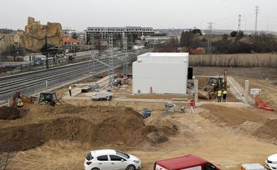 Adif inicia las expropiaciones en el acceso sur a Palencia para la integración del tren