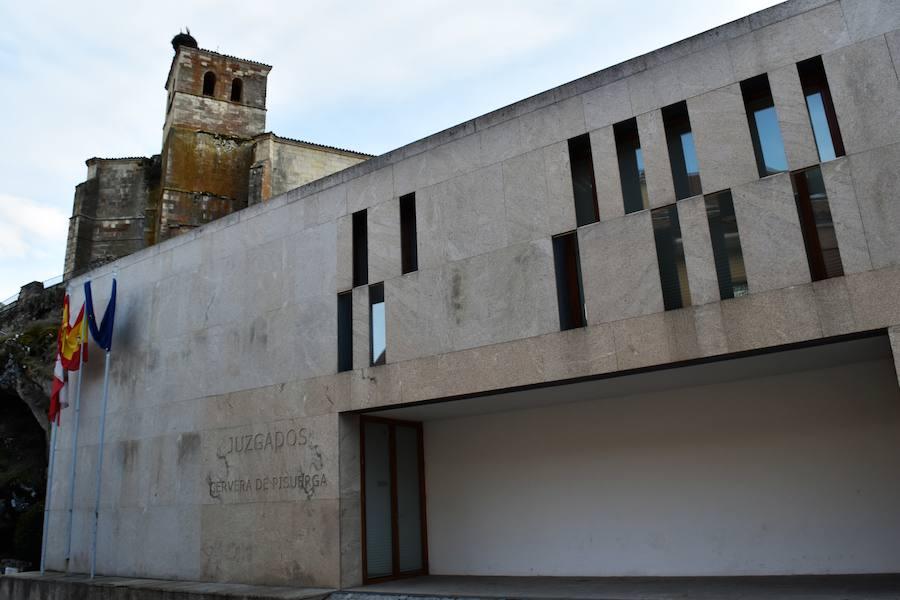 Archivan el caso por un incendio intencionado en una casa rural de Palencia