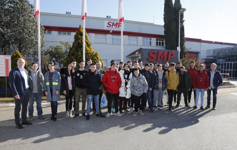 Alumnos de Miranda de Ebro, en el proyecto STARTinnova de El Norte