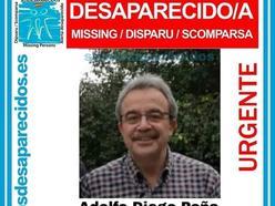 Solicitan ayuda en las redes sociales para hallar a un hombre desaparecido en Salamanca