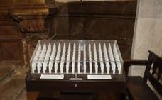 Cinco templos de Palencia contarán con «cepillos electrónicos»