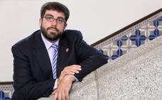 Sánchez Cabrera no irá a la presentación del nuevo partido en Ávila