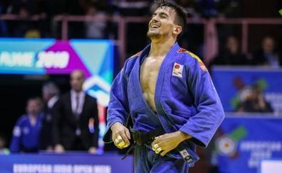 El judoka vallisoletano que hizo las maletas para progresar