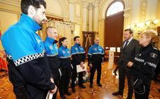 Valladolid optará por formar a sus policías ante la falta de plazas en la academia de Ávila