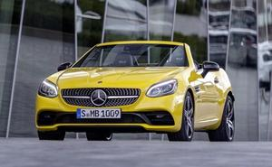 Mercedes SLC Final Edition, tope de gama