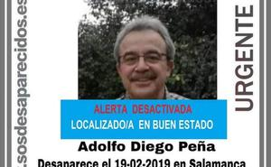 Adolfo Diego, localizado en Cabrerizos