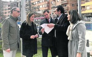 El PP propone una tarifa de un euro por hora para el 'parking' de José Zorrilla