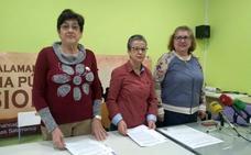 Las pensionistas ganan «casi 6.000 euros» menos al año que los hombres jubilados