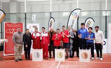 Entrega de premios del VI Campeonato de España de Pádel Adaptado