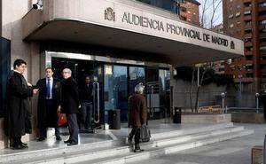 El jurado declara inocentes a los acusados por el espionaje político en el PP de Madrid