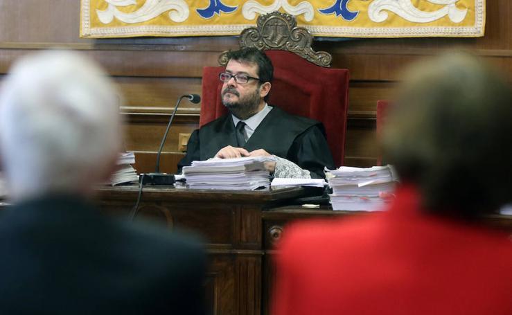 Última jornada del juicio de Caja Segovia con las conclusiones finales