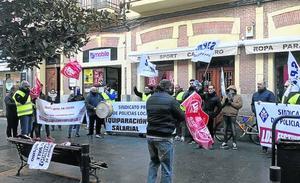 Acuerdo sobre el conflicto laboral entre la Policía Local y el Ayuntamiento de Medina del Campo