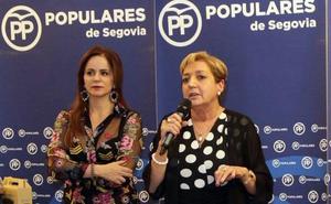 El PP de Segovia «respeta» la decisión de Clemente y le recuerda lo que el partido «le ha aportado»