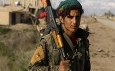 Los kurdos esperan a evacuar a los civiles de Baghuz para acabar con el califato