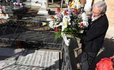 Soria, partidaria de que los restos de Machado descansen en Collioure (Francia)