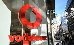 Vodafone acuerda con UGT, CC OO y STC aplicar un ERE con 50 días de salario por año trabajado