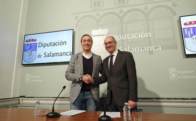 La Salina aporta 200.000 euros para la red separativa de aguas de Carbajosa de la Sagrada