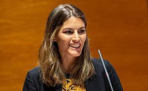 La joven cuellarana elegida entre los líderes del Foro Económico Mundial sigue con su fulgurante carrera