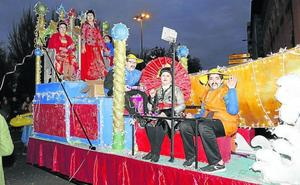 Carrozas del Espacio, China, Ratatouille y Egipto animarán el desfile de Carnaval en Palencia