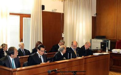 Los exdirectivos de Caja Segovia alegan «haber sufrido ya una muerte civil»