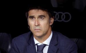 Lopetegui: «Con Florentino no he vuelto a hablar, no pasa nada»