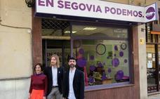 Podemos alerta sobre los 154 desahucios registrados en Segovia en los últimos años