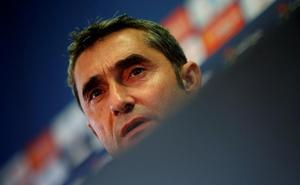 Valverde: «A Messi le veo como siempre y tengo la sensación de que los rivales también»