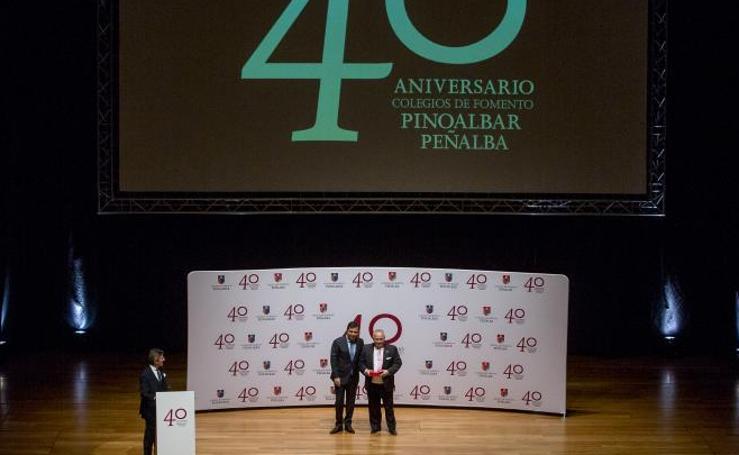 40 aniversario de los colegios Pinoalbar y Peñalba de Simancas