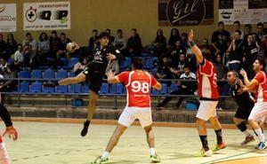 Tercera derrota seguida para el BM Salamanca en Valladolid (28-21)