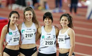 Atletismo, deporte universitario e integración se dan cita hoy en la pista cubierta Carlos Gil Pérez
