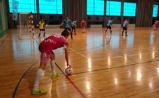 El Puertas Deyma impone su juego contra el Universidad de Valladolid