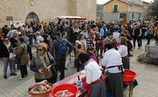 XI Jornada de Matanza y Vino de la Ribera de Duero en el Valle del Cuco