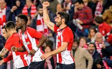 El Athletic sigue creciendo y ya mira a Europa