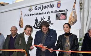 La II Feria Gastronómica prologa la jornada matancera de hoy en Guijuelo